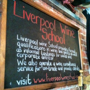 Liverpool Wine School