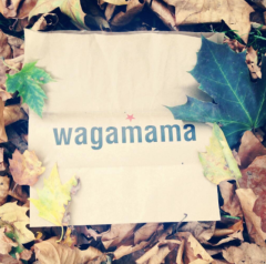 Wagamama new Autumn/Winter menu 2013